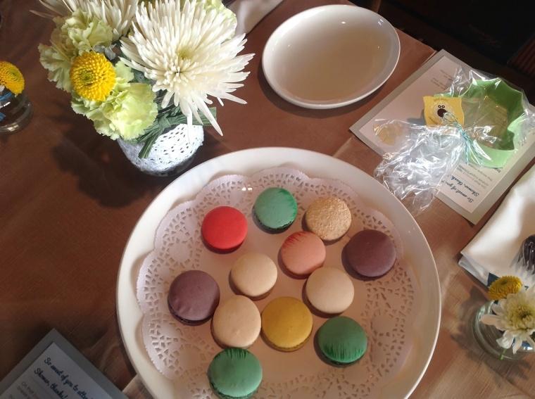 babyshower-macarons