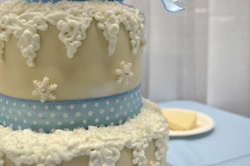 Stupendous Winter Wonderland Snowman Birthday Cake Sf Bay Area Wedding Funny Birthday Cards Online Benoljebrpdamsfinfo