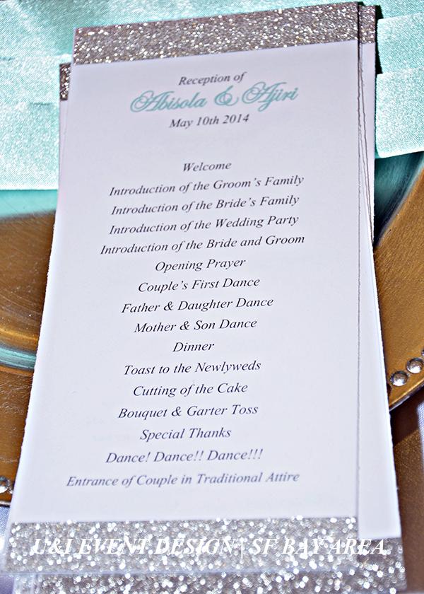 Abisola Ajiris Wedding In Dublin California Sf Bay Area Wedding