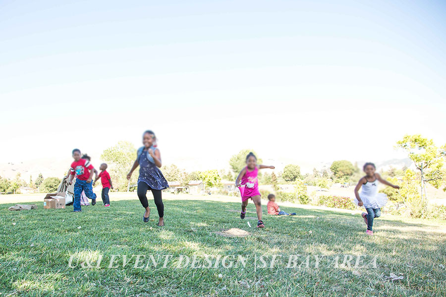Outdoor Shabby Chic Kids' Birthday at Quarry Lakes, Fremont ...