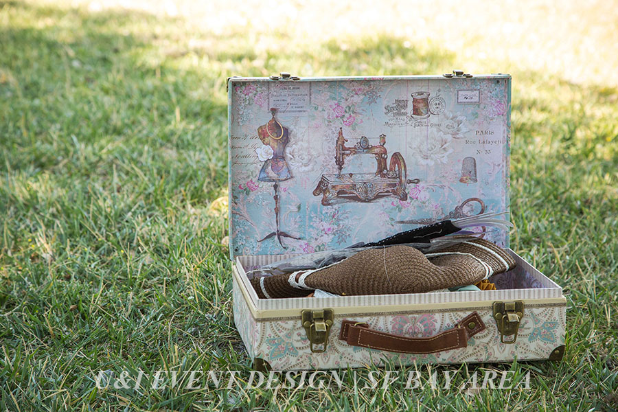 kids birthday party games ideas_vintage suitcase_bay area event ...