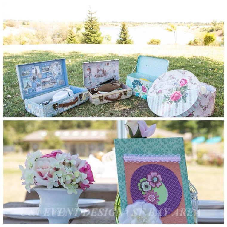 kids shabby chic birthday fremont california park