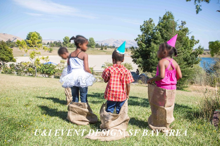 sack race birthday games_fremont bay area kids party