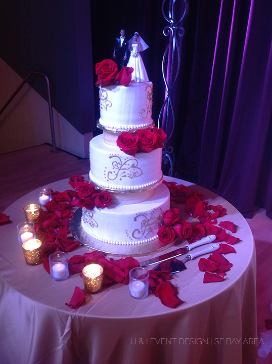 bay area wedding cake vendor