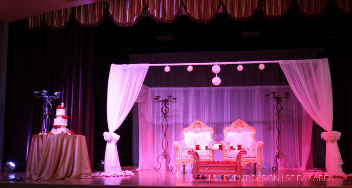 india community center san jose california wedding