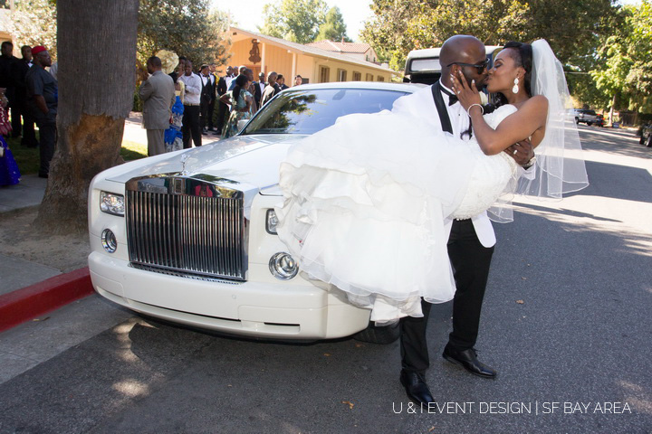 wedding transportation_rolls royce_san jose