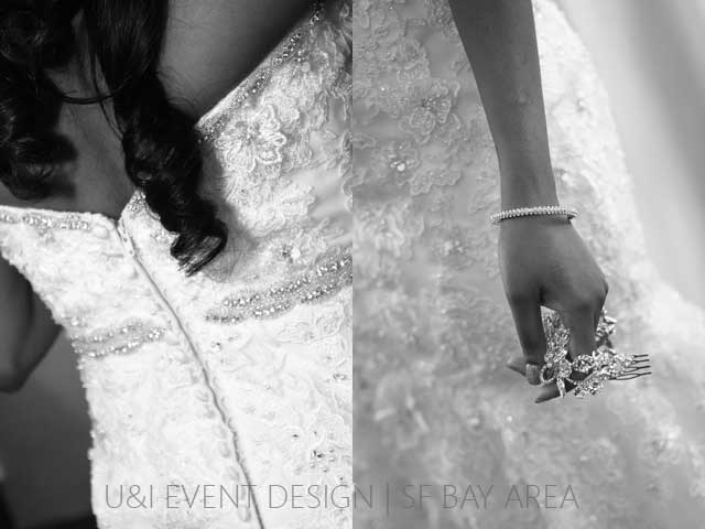 bay area wedding_bridal gown and accessories