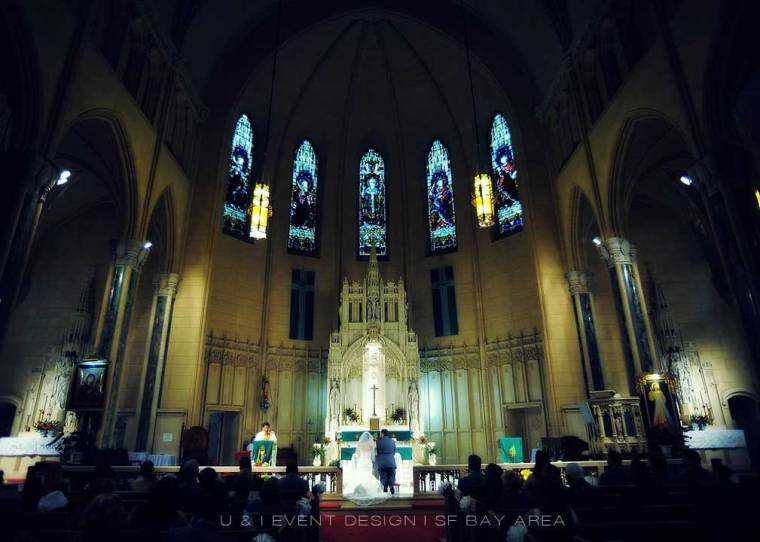 beautiful church for weddings in san francisco bay area